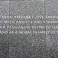 Martin Luther King Jr Memorial by Allen Beatty