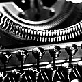 Typewriter by Falko Follert
