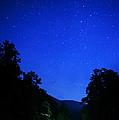 Williams River Summer Solstice Night by Thomas R Fletcher