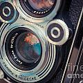 Old Vintage Camera by Sabino Parente