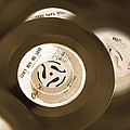 45 Rpm Records by Mike McGlothlen