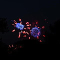 4th Of July Fireworks - 011323 by DC Photographer
