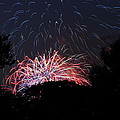 4th Of July Fireworks - 01135 by DC Photographer