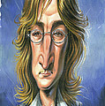 John Lennon by Art