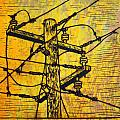Power Lines by William Cauthern