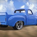 56 Studebaker Truck by Mike McGlothlen