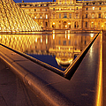 Musee Du Louvre by Brian Jannsen