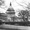 63rd Infantry Ready In Dc by Underwood Archives
