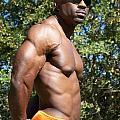 Male Muscle Art by Jake Hartz
