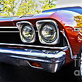 68 Chevelle  Color by Cheryl Young