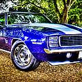 69 Chevrolet Camaro - Hdr by motography aka Phil Clark