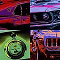'69 Mustang by Gordon Dean II