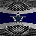 Dallas Cowboys by Joe Hamilton