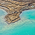 Sinkholes In Northern Dead Sea Area by Ofir Ben Tov