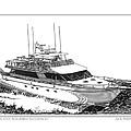 85 Foot Custom Nordlund Motoryacht by Jack Pumphrey