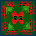 895 - Strawberry Fantasy