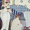 A Bath Seat by Joseph Kuhn-Regnier