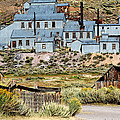 A Bodie View From Above by Joseph Coulombe
