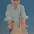 A Carpenter Chinese Citizen Barack Obama  by Tu Guohong