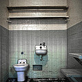A Cell In Alcatraz Prison by RicardMN Photography