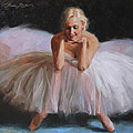 A Dancer's Ode To Marilyn by Anna Rose Bain