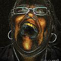 A Dark Laugh by Pedro L Gili