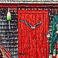A Door In Maine by Darren Fisher