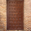 A Door In Toledo by Roberto Alamino