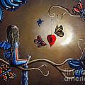 A Fairy's Heart Has Many Secrets by Shawna Erback