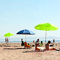 A Fine Day At The Beach by Artist and Photographer Laura Wrede