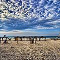 a good morning from Jerusalem beach  by Ron Shoshani