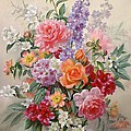 A High Summer Bouquet by Albert Williams