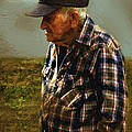 A Lifetime in the Fields Print by RC DeWinter