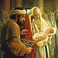 A Light To The Gentiles by Greg Olsen