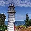 A Little Lighthouse by Mel Steinhauer