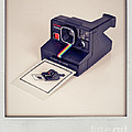 A Polaroid Of A Polaroid Taking A Polaroid Of A Polaroid Taking A Polaroid Of A Polaroid Taking A .. by Mark Miller