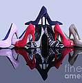 A Pyramid Of Shoes by Terri Waters