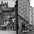 A Tail Of Two Cities - South Broad Then And Now by Bill Cannon