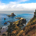 A View From Ecola State Park by Robert Bales