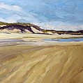 A Walk On The Beach by Colleen Kidder