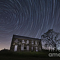 Abandoned History Star Trails by Michael Ver Sprill