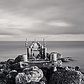 Abandoned Pier by Adam Romanowicz