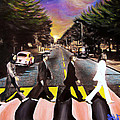 Abbey Road by Steve Will