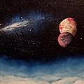 Above Alien Clouds by Murphy Elliott