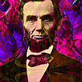 Abraham Lincoln 2014020502m68 by Wingsdomain Art and Photography