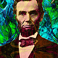 Abraham Lincoln 2014020502p145 by Wingsdomain Art and Photography