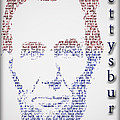 Abraham Lincoln  Print by Gary Keesler