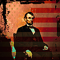 Abraham Lincoln by Wingsdomain Art and Photography
