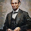 Abraham Lincoln by Ylli Haruni