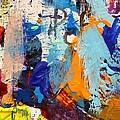 abstract 10 Print by John  Nolan